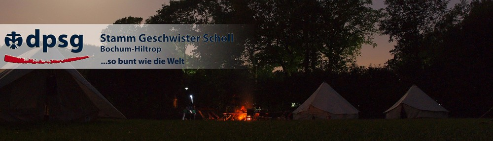 DPSG Stamm Geschwister Scholl Bochum-Hiltrop