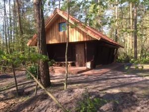 Blockhütte Soltau